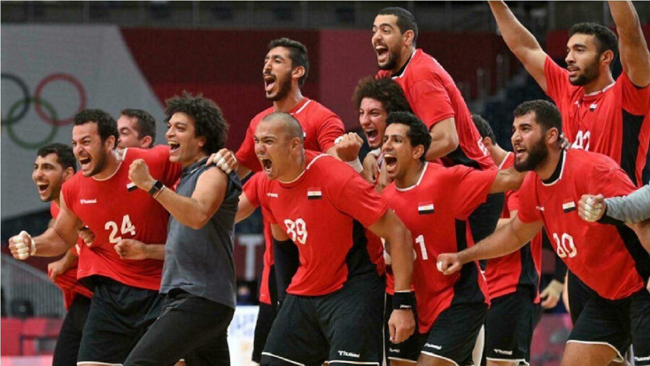 مصر كرة اليد