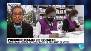 2021-02-16 00:04 Informe desde Quito: organizaciones indígenas exigen respuesta por parte del CNE