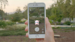 """Sortie le 7 juillet, l'application """"Pokémon Go"""" a battu des records de popularité."""