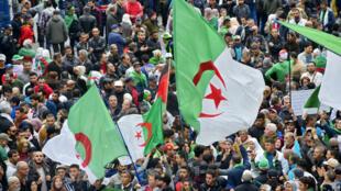 algerie hirak 190220