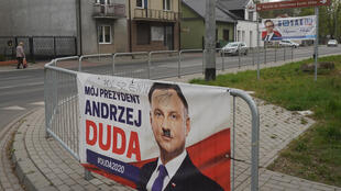 Analysts say the PiS wants the vote to go ahead Sunday because its ally Duda is seen to have better chances of winning sooner rather than later