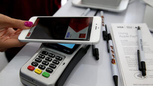 Apple s'est aussi lancé dans la mêlée du paiement électronique avec son système Pay.