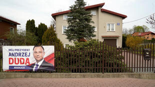 Poland has has found itself in the bizarre 'Twilight Zone' predicament in which the presidential election is formally neither postponed nor cancelled