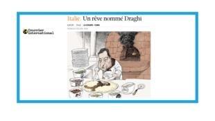"""Un """"rêve"""" nommé Draghi"""