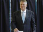 Présidentielle en Roumanie: le proeuropéen Iohannis en tête au premier tour