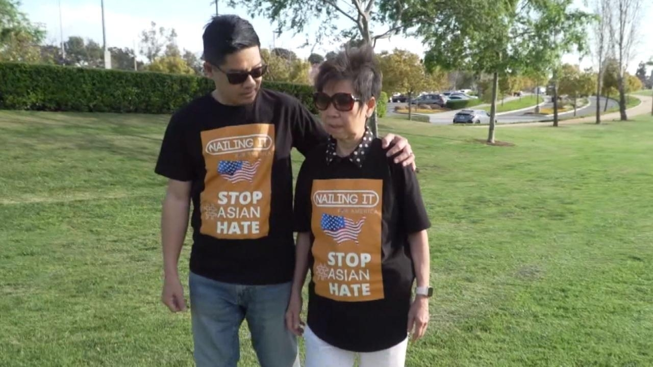 www.france24.com: Asian Americans facing an onslaught of hate
