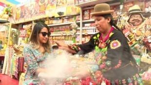 Los hechizos y conjuros siguen siendo una tradición en Perú como parte de la celebración del Día de San Valentín