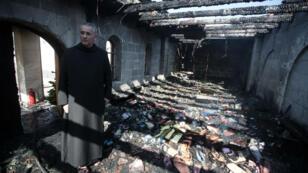 Le 18 juin dernier, l'église de Tabgha, lieu emblématique du christianisme, avait été profanée.