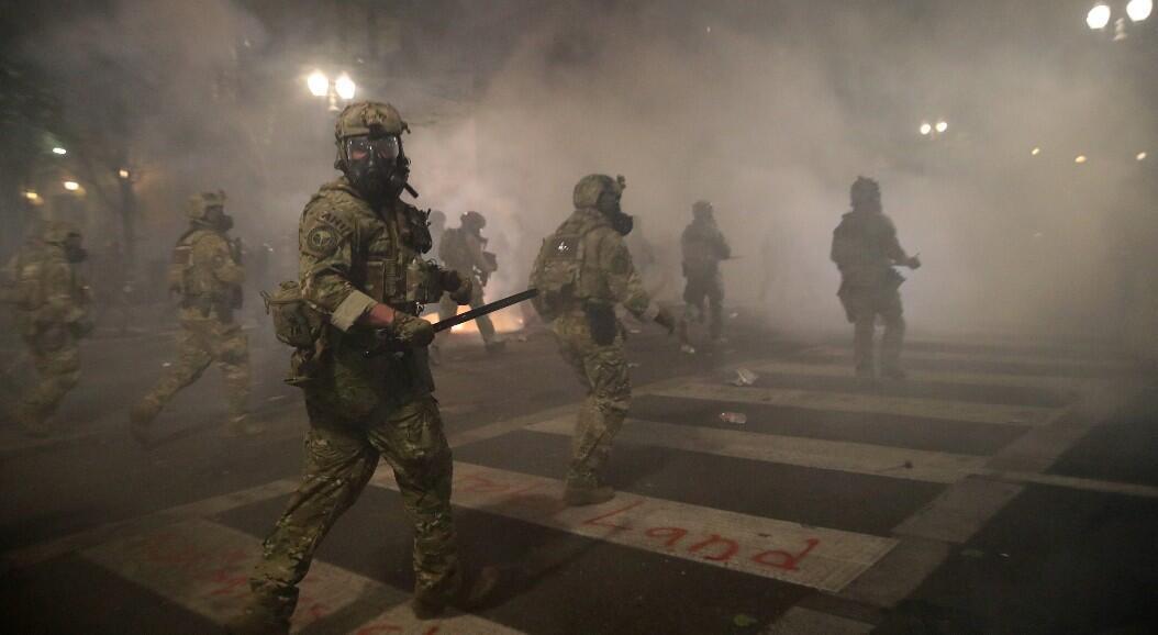 USA PROTEST 1 OK