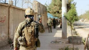 Les Taliban ont multiplié les attaques contre des bases militaires depuis le printemps.