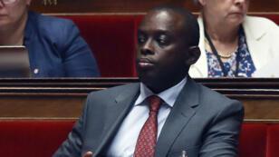 Jean-François Mbaye, 40 ans, a été élu en juin 2017 dans la 2e circonscription de la Marne.