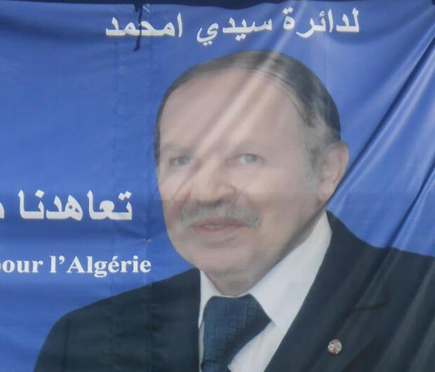 الانتخابات الرئاسية الجزائرية - 2014/04/17