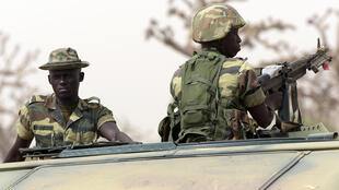 Afrique-États-Unis-Sénégal-soldats