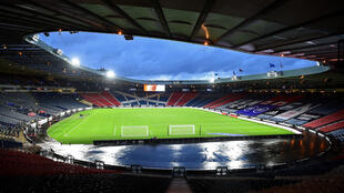 Hampden Park is due to host four Euro 2020 matches in June