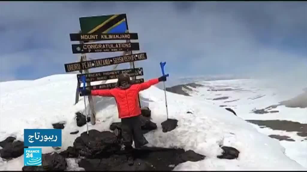 ريبورتاج - المغرب - أفريقيا تسلق جبال