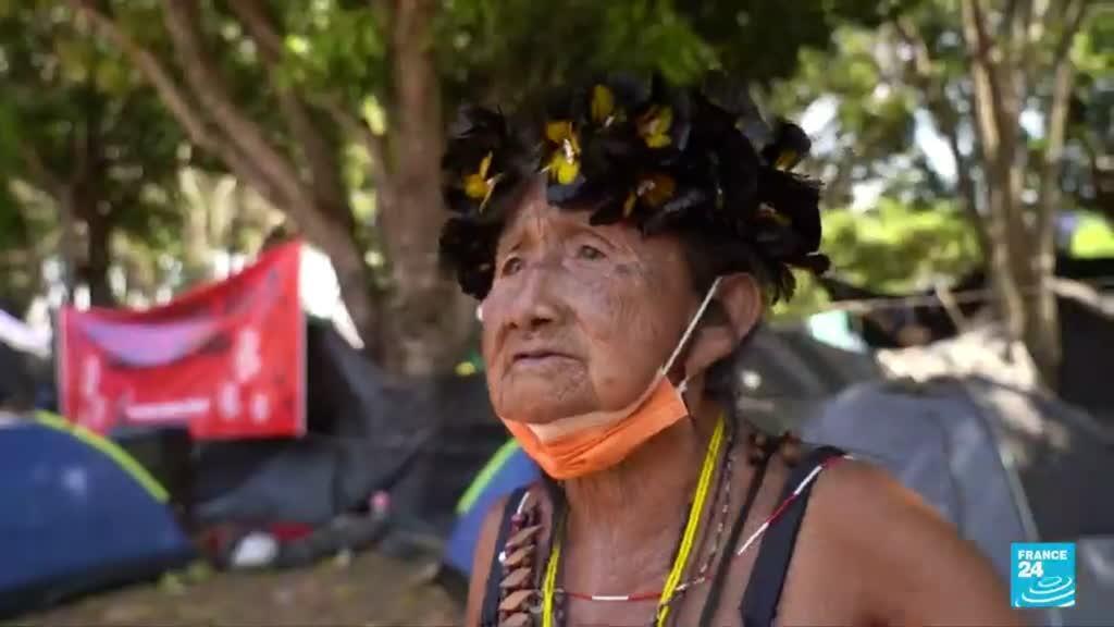 2021-09-09 09:40 Supreme Court postpones trial verdict on Brazil Indigenous lands