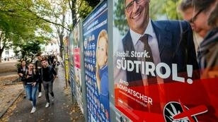 South Tyrol, Italy's wealthiest province, elects its new autonomous parliament on Sunday