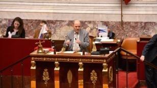 Accusé de harcèlement et agressions sexuels, le vice-président de l'Assemblée nationale Denis Baupin a démissionné.
