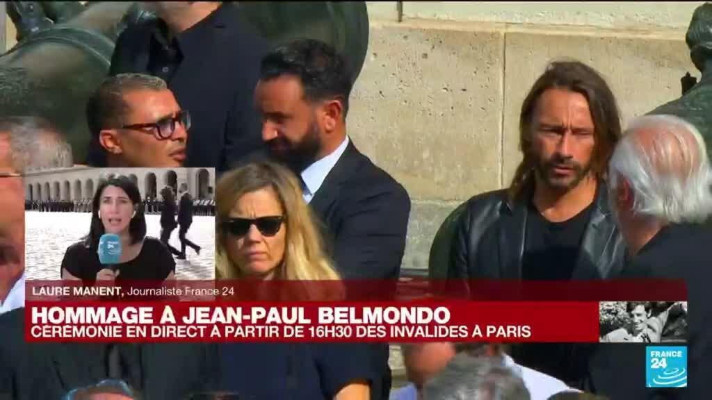 2021-09-09 16:02 Hommage à Jean-Paul Belmondo : le déroulé de l'hommage à Bebel