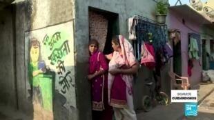 2021-05-10 01:08 India: el Covid-19 estaría dando paso a una generación de huérfanos pandémicos
