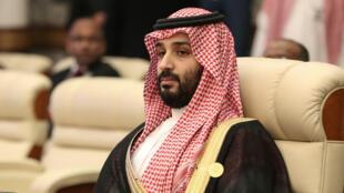 Le prince héritier Mohammed ben Salmane à La Mecque, le 31 mai 2019.