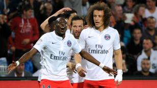 Les Parisiens ont décroché leur troisième titre consécutif de champion de France.