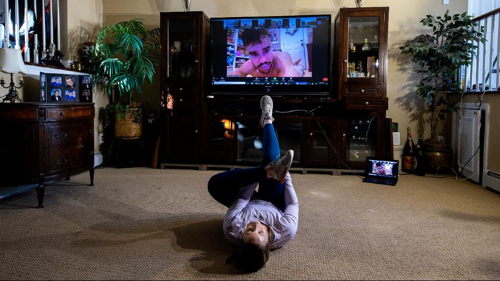Las lesiones musculares al realizar actividad física en casa sin una buena planificación derivan en diversas lesiones.