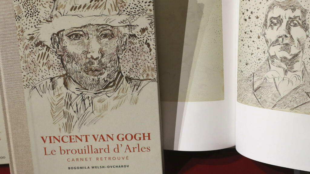 Experts Squabble Over Whether Lost Van Gogh Notebook Is Real