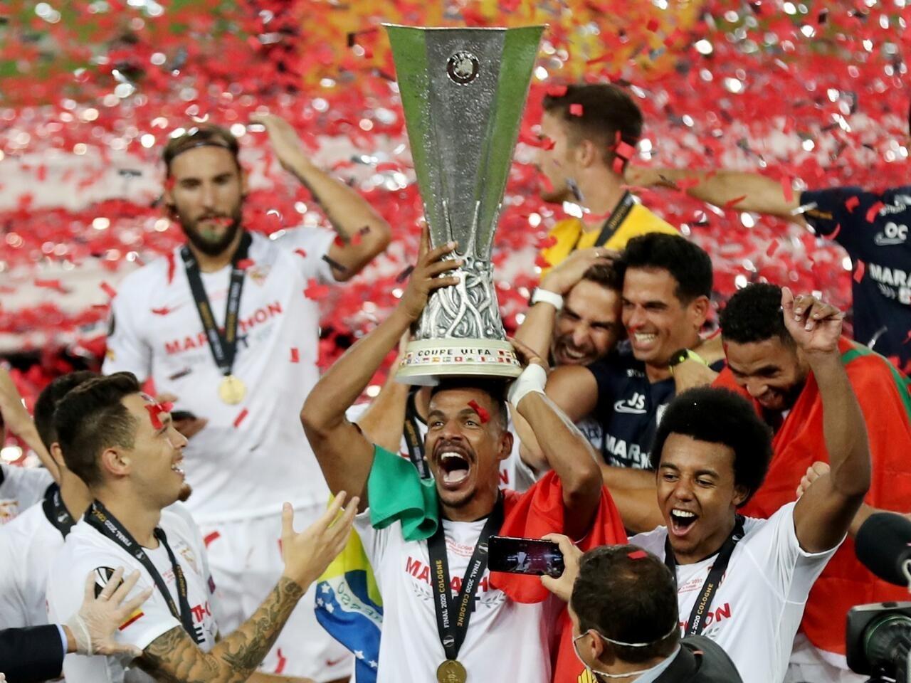 أوروبا ليغ: إشبيلية يحرز البطولة على حساب الإنتر ويعزز رقمه القياسي في عدد  الألقاب