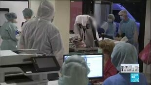 2020-03-25 13:41 Coronavirus outbreak in France: Several care homes report deaths in double digits
