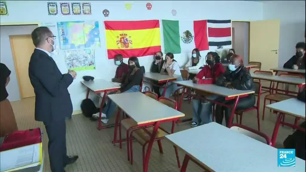 2021-09-02 16:04 Rentrée scolaire en France : faut-il craindre un rebond épidémique ?