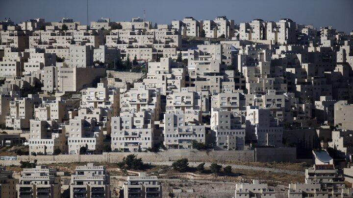 مستوطنات إسرائيلية