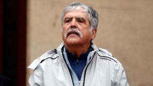 El exministro Julio De Vido llega al edificio de la justicia federal, en Buenos Aires, Argentina el pasado 13 de abril de 2016.