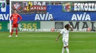 ريال مدريد يتعرض لأول هزائمه بقيادة سولاري بالخسارة 3-0 أمام إيبار