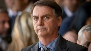 Brazil's president-elect Jair Bolsonaro, who takes office January 1, 2019, has long criticized government environmental monitoring agencies