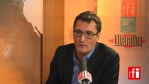 """Olivier Dardigolles, porte-parole du PCF, était l'invité de """"Mardi politique"""", mardi 17 mars."""