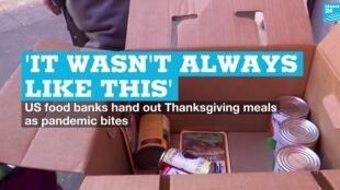 VIgnette thanksgiving food banks