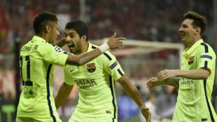 À l'Allianz Arena, le Bayern Munich a gagné mais n'a jamais fait trembler le Barça