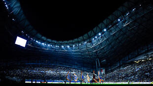 Stade Velodrome is the home of Marseille football club
