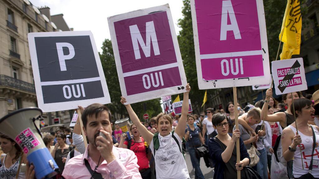 L'ouverture de la procréation médicalement assistée (PMA, ou AMP) aux femmes célibataires et aux couples de femmes figurera en bonne place dans les discussions.