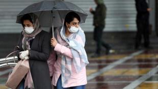 Coronavirus Iran
