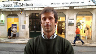 Luis Martins, entrepreneur portugais