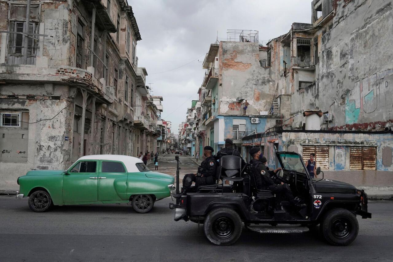 Havana Cuba special forces