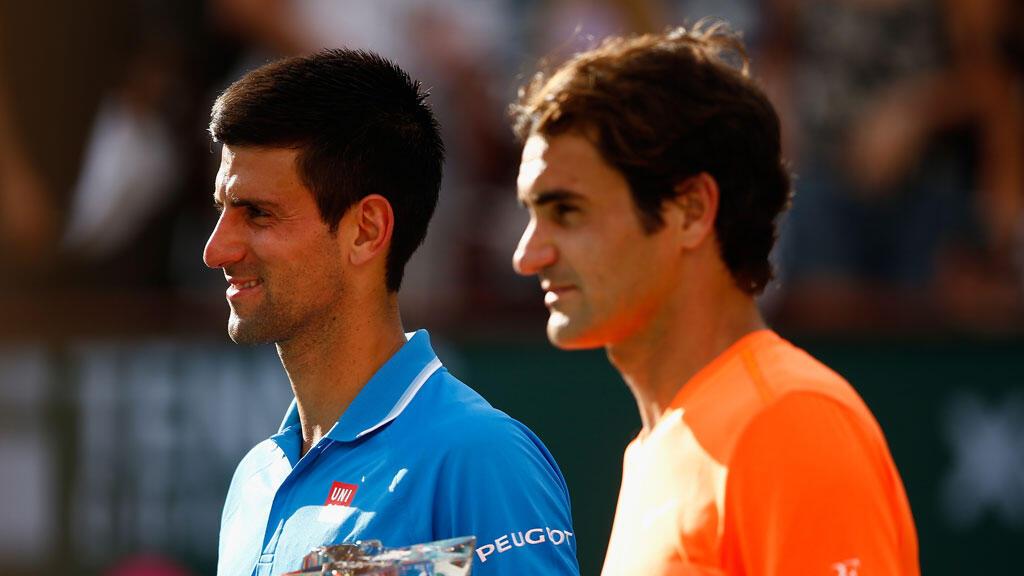 Novak Djokovic et Roger Federer se retrouvent, comme en 2014, en finale de Wimbledon.