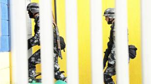 Les mutineries et les violences sont très fréquentes dans le système pénitentiaire brésilienne.
