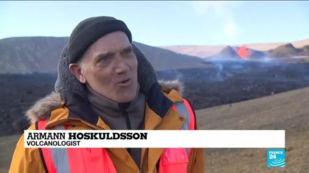 2021-05-04 11:12 Icelandic volcano becomes more volatile and powerful