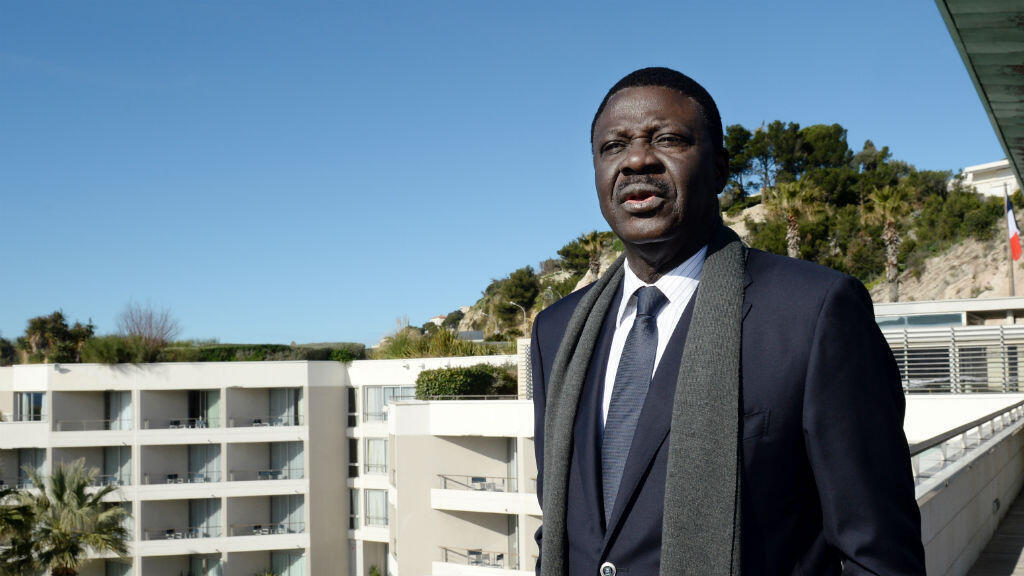 """Being the only black president of a top-tier European club was """"a painful observation"""", Pape Diouf once remarked."""