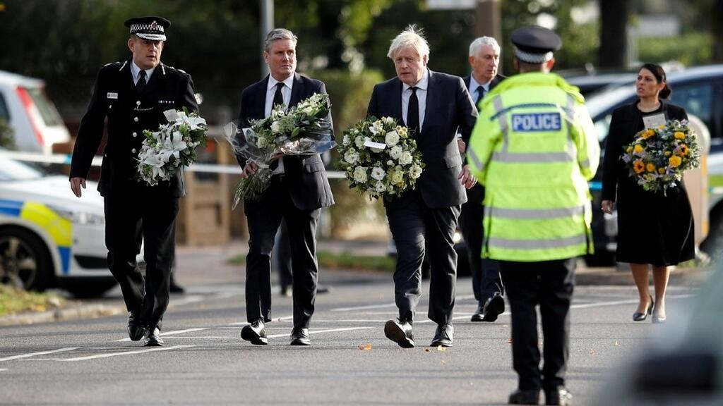 British government orders security review after deadly terror attack on MP