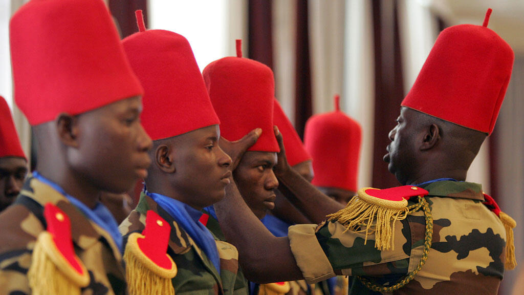 Senegal honours the soldiers who fought for France in WWI