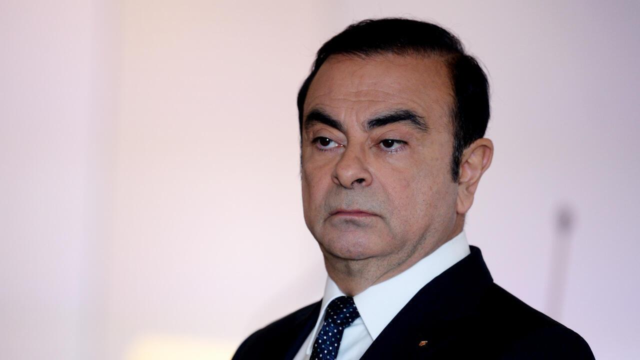 Carlos Ghosn a été arrêté le 19 novembre 2018 par les autorités japonaises.